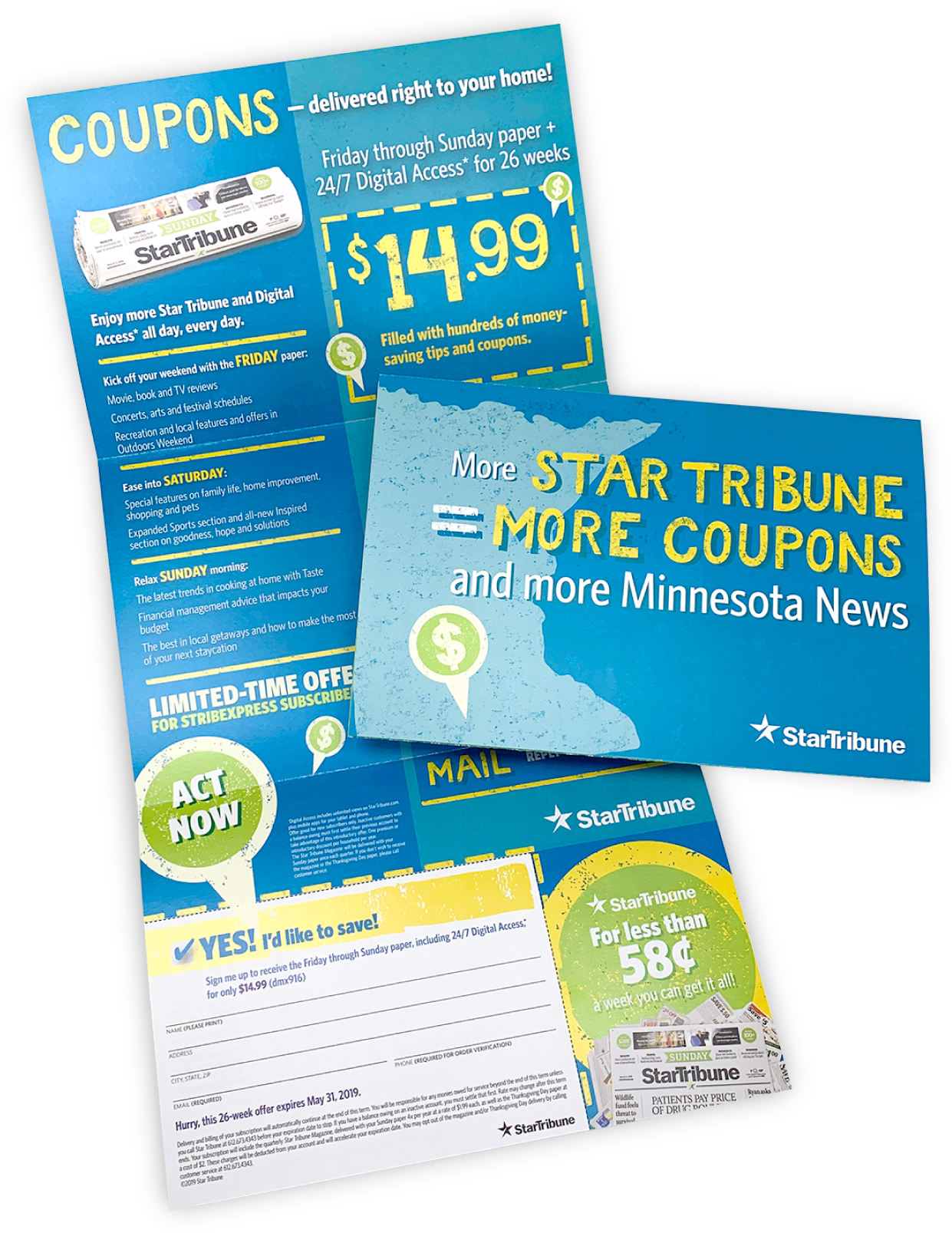Star Tribune Mailer